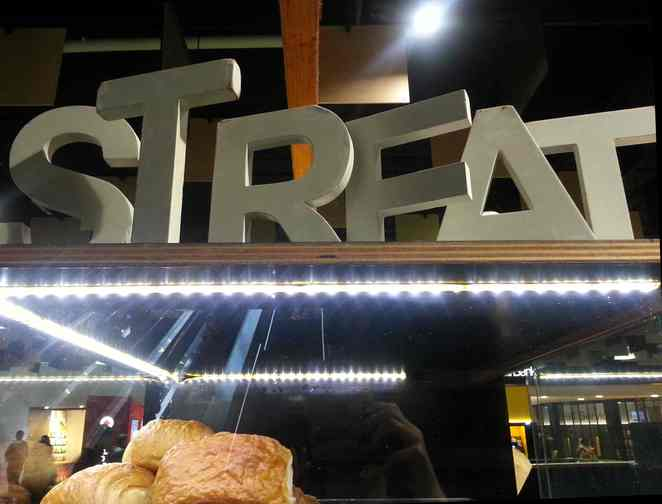 Streat coffee, best melbourne coffee, best coffee Melbourne Central, best coffee QV