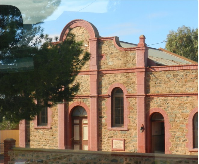 Synagogue, Broken Hill, Outback, Museum