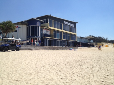 The Maroochydore SLSC - a great place to start