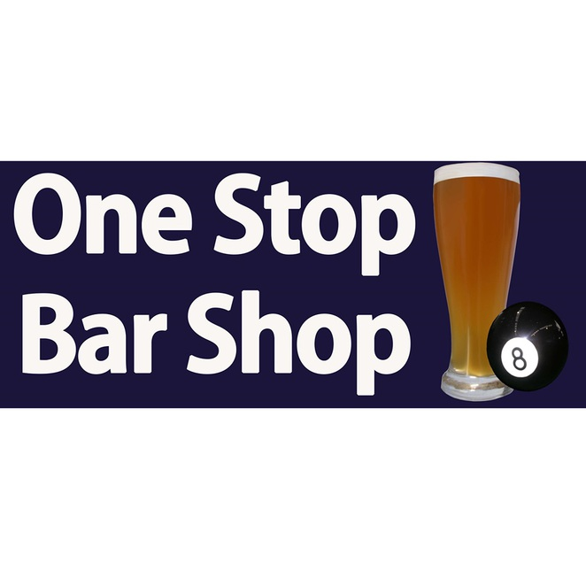 The One Stop Bar Shop Big Brew