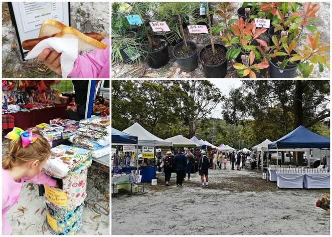 tomaree community markets, nelson bay, port stephens, markets, shopping, second hand markets, plants, clothes, jewellery, tools, soldiers point legacy,