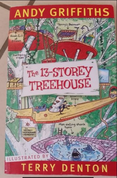 Treehouse book series, Andy Griffiths and Terry Denton, Book launch, 91 Storey Treehouse