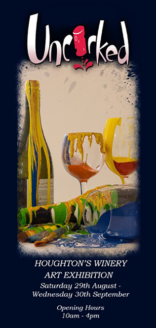 Uncorked, Roger Reading, Honor Lovis, Mary Crawford, Houghton Winery