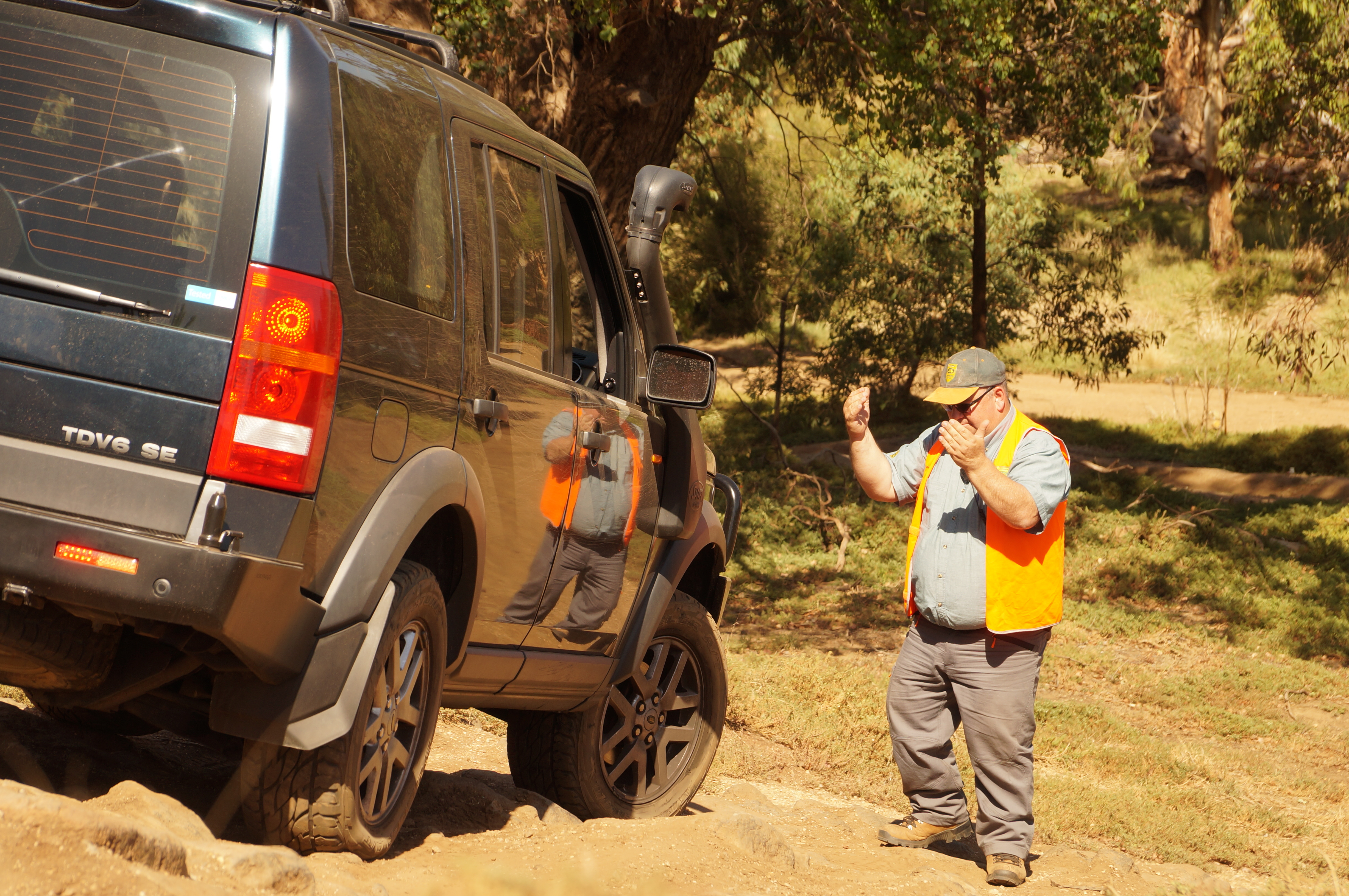 Learn to Four Wheel Drive - Melbourne
