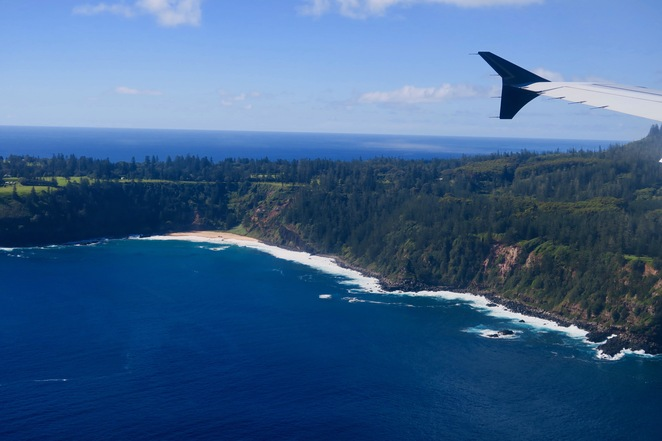 Airfares to Norfolk Island