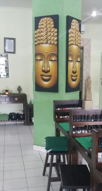 Bali massages and spas