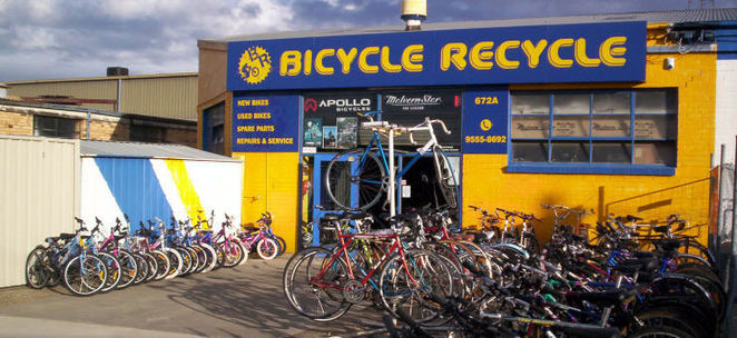 Bicycle Recycle, Bicycles, Cycling, Moorabbin, Second Hand,