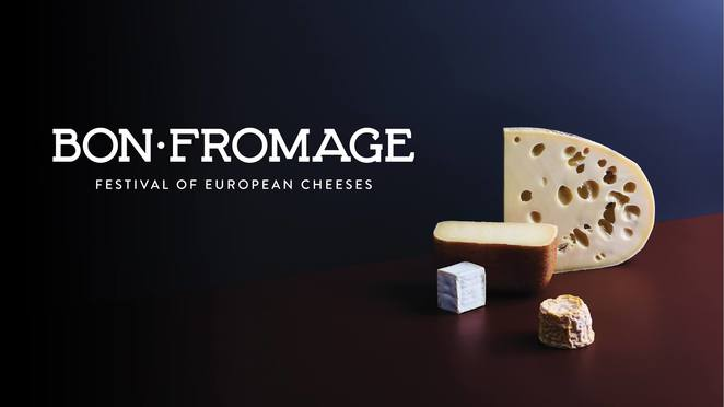 Bon Fromage - Festival of European Cheeses