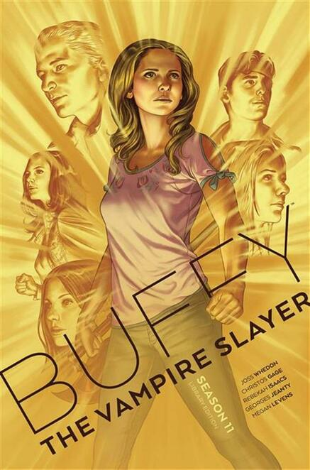 Boom! Studios, Buffy the Vampire Slayer Season 11