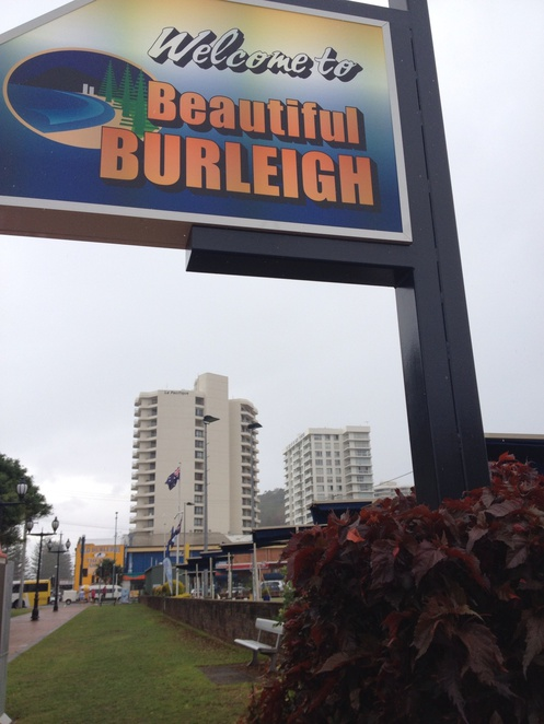 Burleigh Heads, Gold Coast, Holidays, beach, apartments