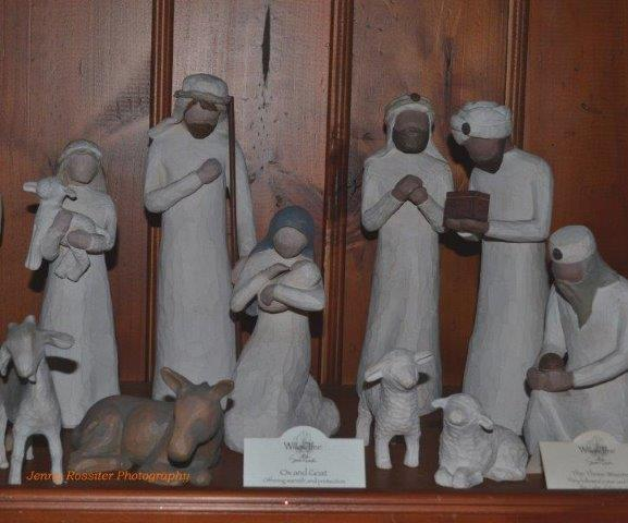 Christmas Willow Tree Nativity