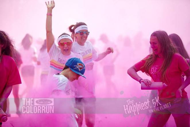 color run melbourne