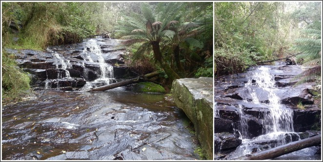 Cora Lynn Cascades, Lorne, Great Ocean Road, Otways, Track, waterfall, cascades,