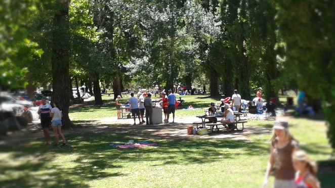 cotter reserve, canberra, ACT, BBQ's, picnic spots, ACT, best picnic places, river swimming,