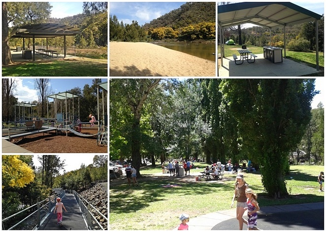 cotter reserve, the cotter, cotter avenue, casuarina sands, murrumbidgee river, river swimming, BBQs, picnic areas, playgrounds,