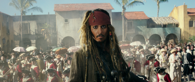 Dead Men Tell No Tales, film review, Pirates of the Caribbean