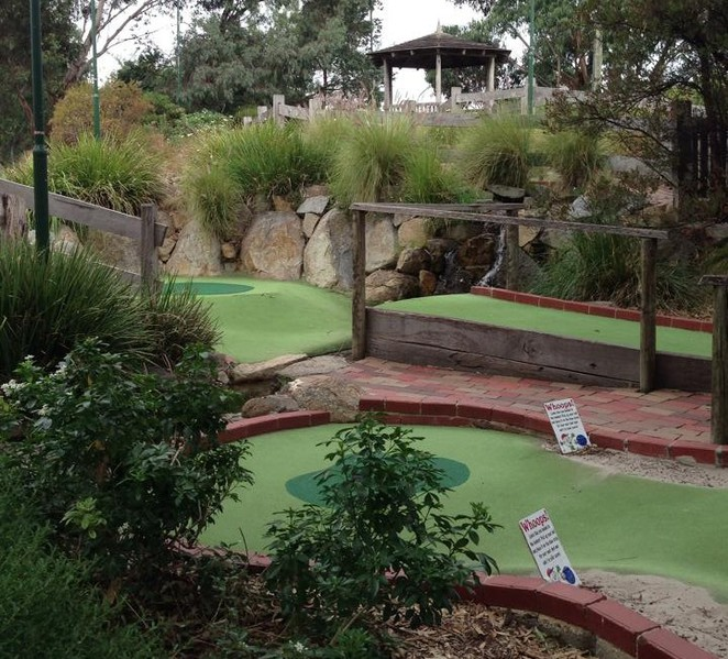 Dingley Village Adventure Golf, mini golf in Melbourne, mini golf, crazy golf, adventure golf,