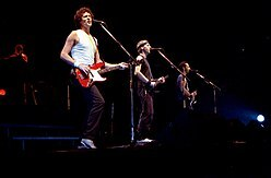 dire straits, band, music, love over gold