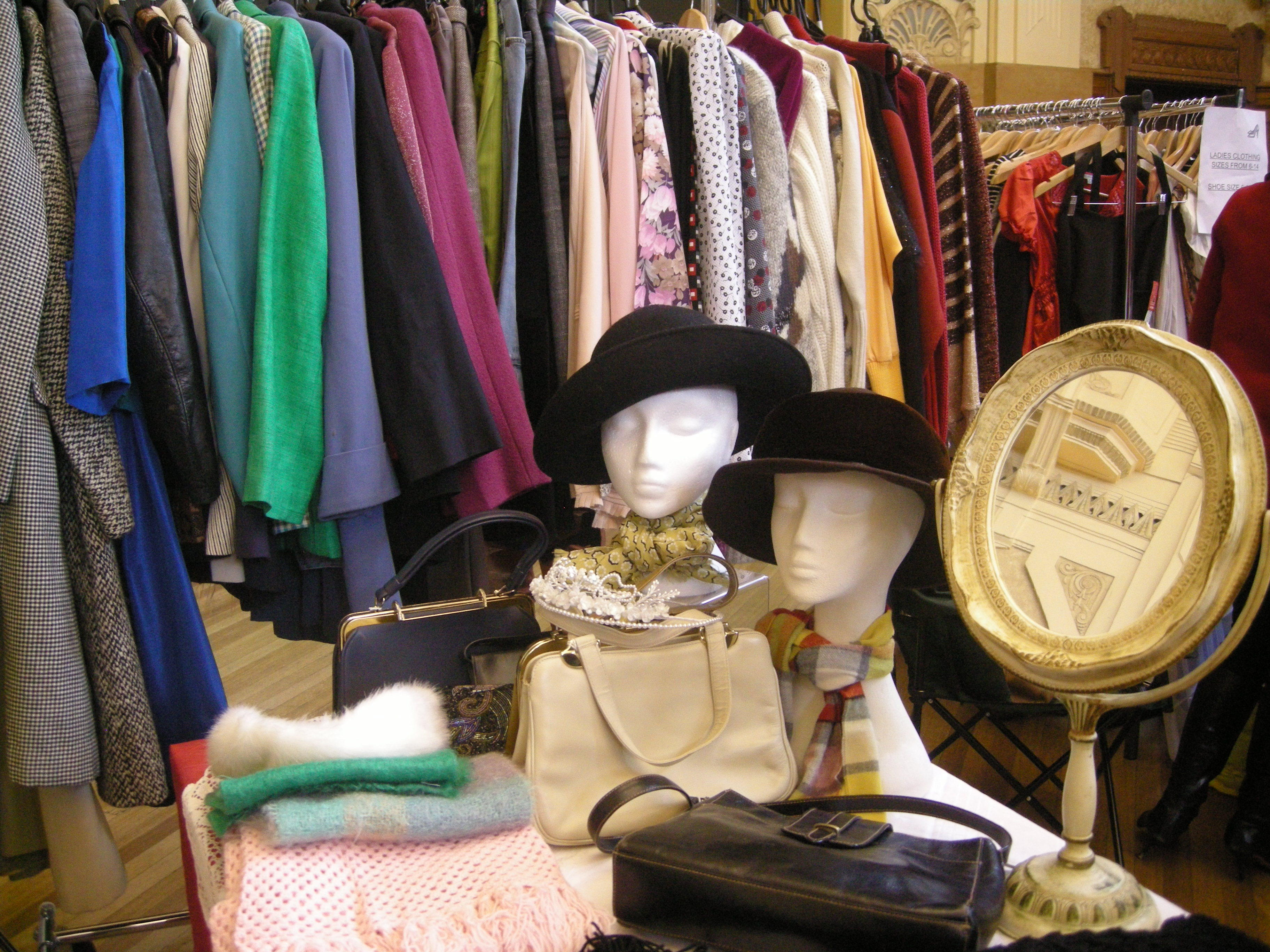 Strictly Vintage Market At Northcote Town Hall Melbourne