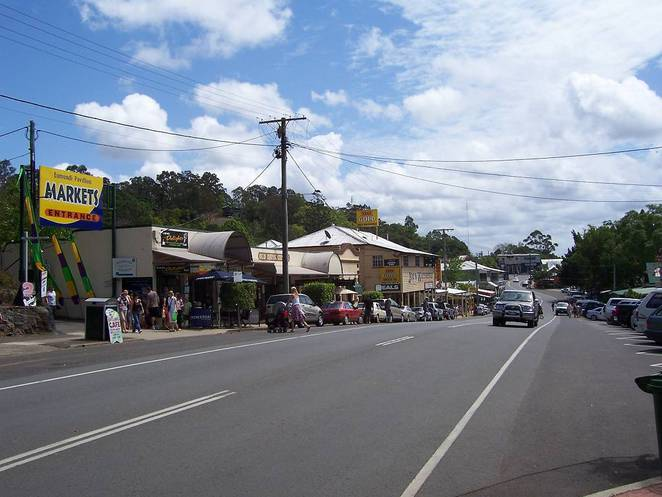 Eumundi Sunshine Coast