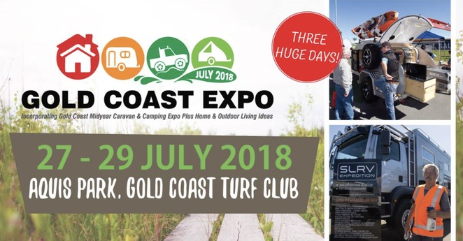 Gold Coast Caravan and Camping Expo, Gold Coast, Caravan, Camping, Home and Outdoor Living, weekend event, Aquis Park, Gold Coast Turf Club