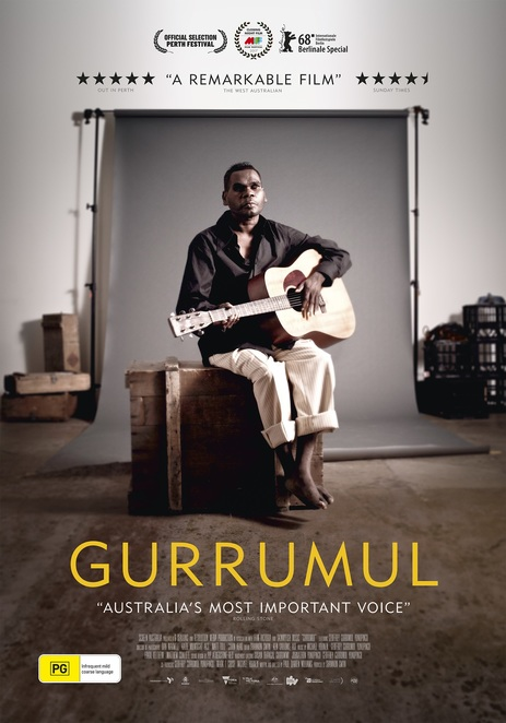 Gurrumul, Gurrumul film, Gurrumul movie, Gurrumul documentary, Gurrumul film review, Gurrumul documentary review, Documentary films, Indigenous documentaries, Music documentaries