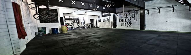 gym, richmond, melbourne, crossfit