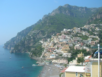 Holiday to Amalfi Coast