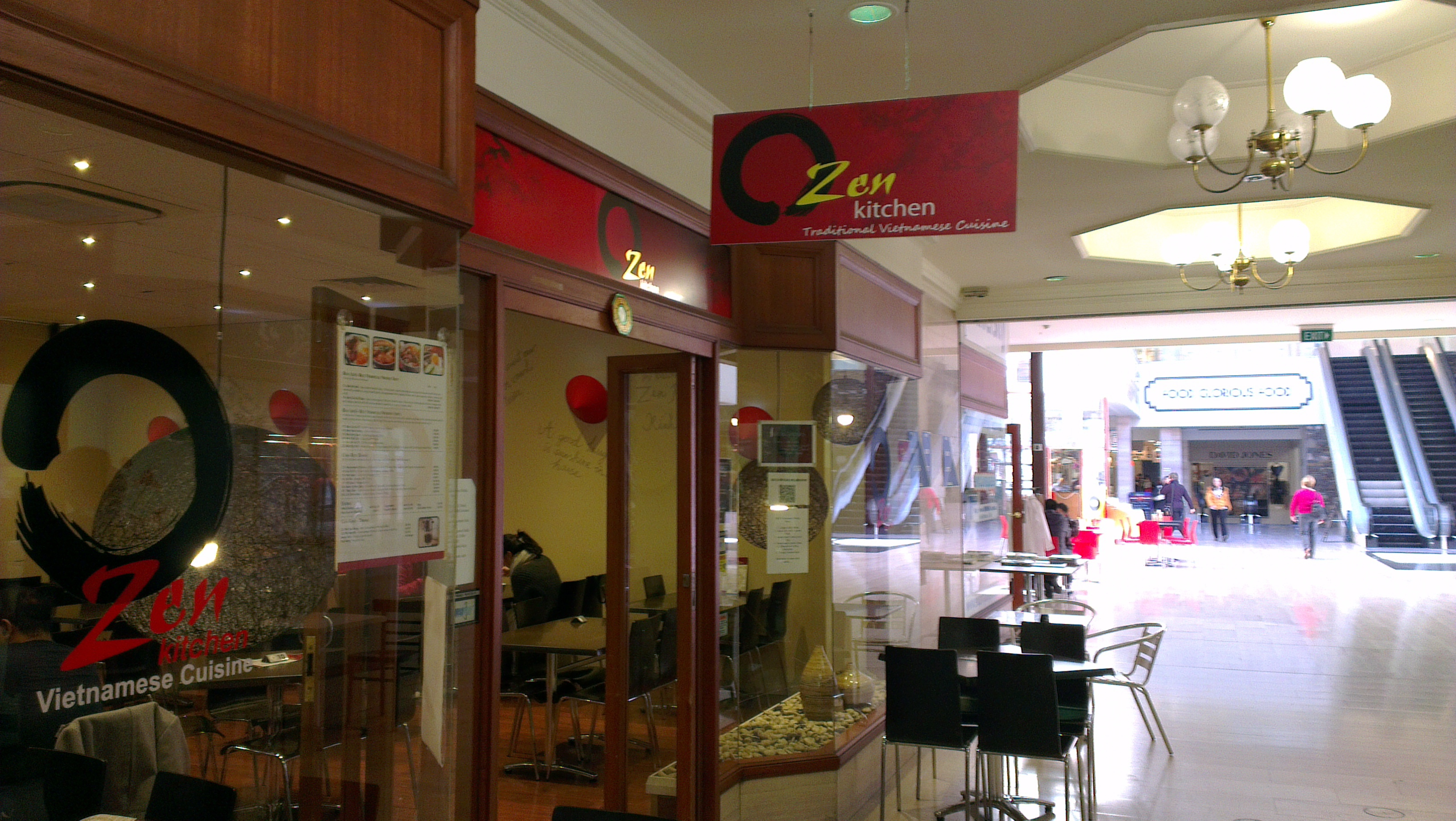 Zen Kitchen Zen Kitchen Adelaide