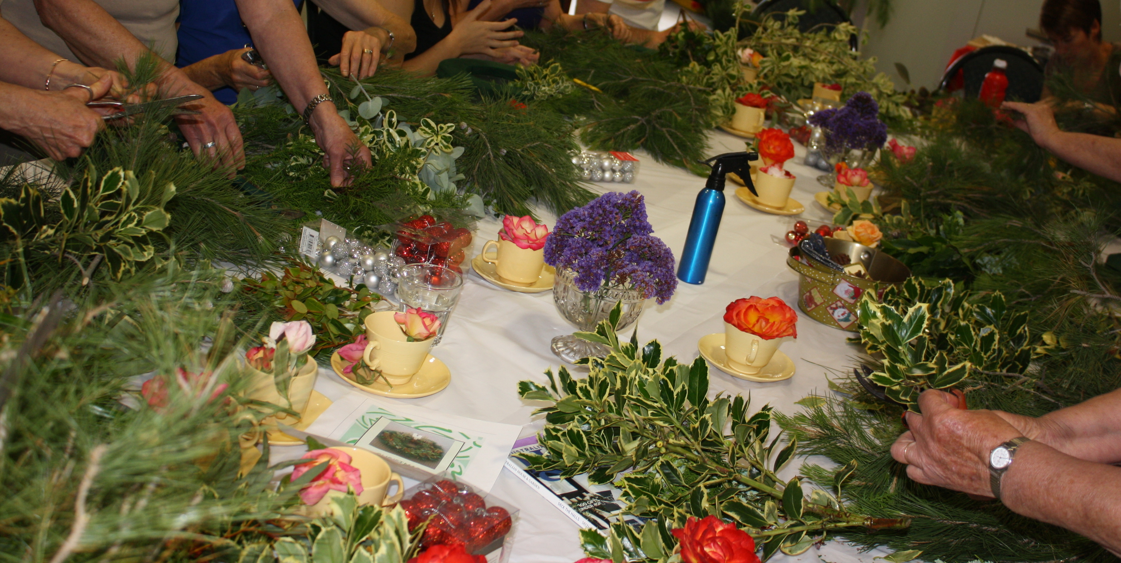Advent Wreath Decorations Make Your Own Advent Wreath Adelaide