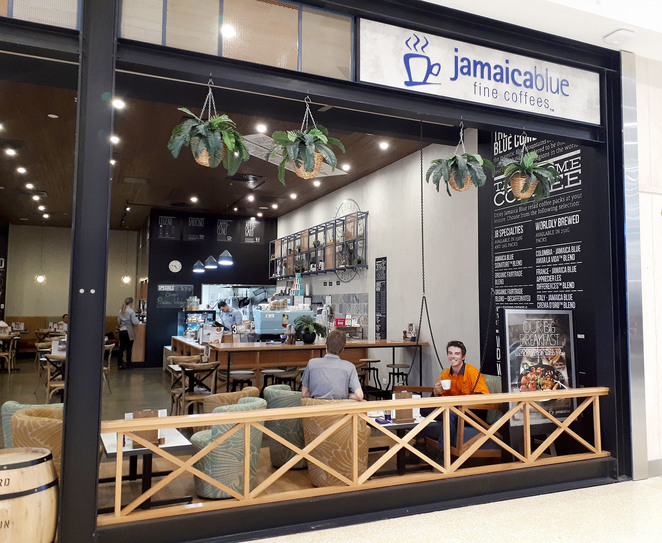 Jamaica blue ocean keys clarkson australia store perthhalf price coffee fifty percent cafe saving promotion competition 2018 February