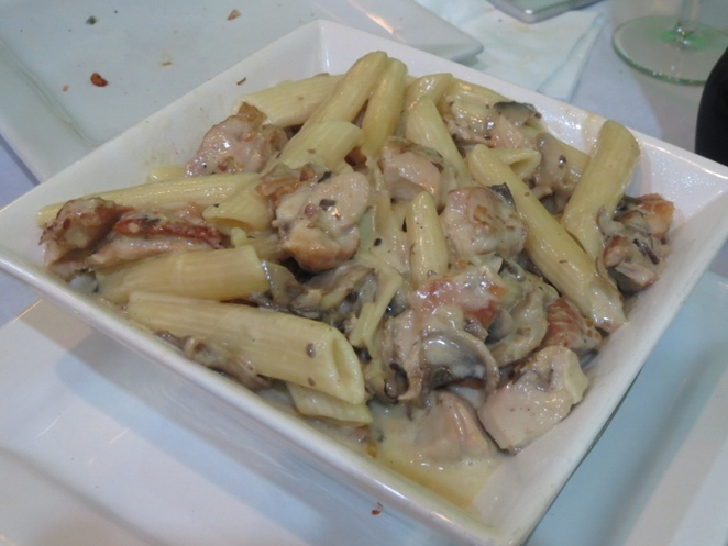 Joe's Pizza Bar, Pollo Pasta, Adelaide