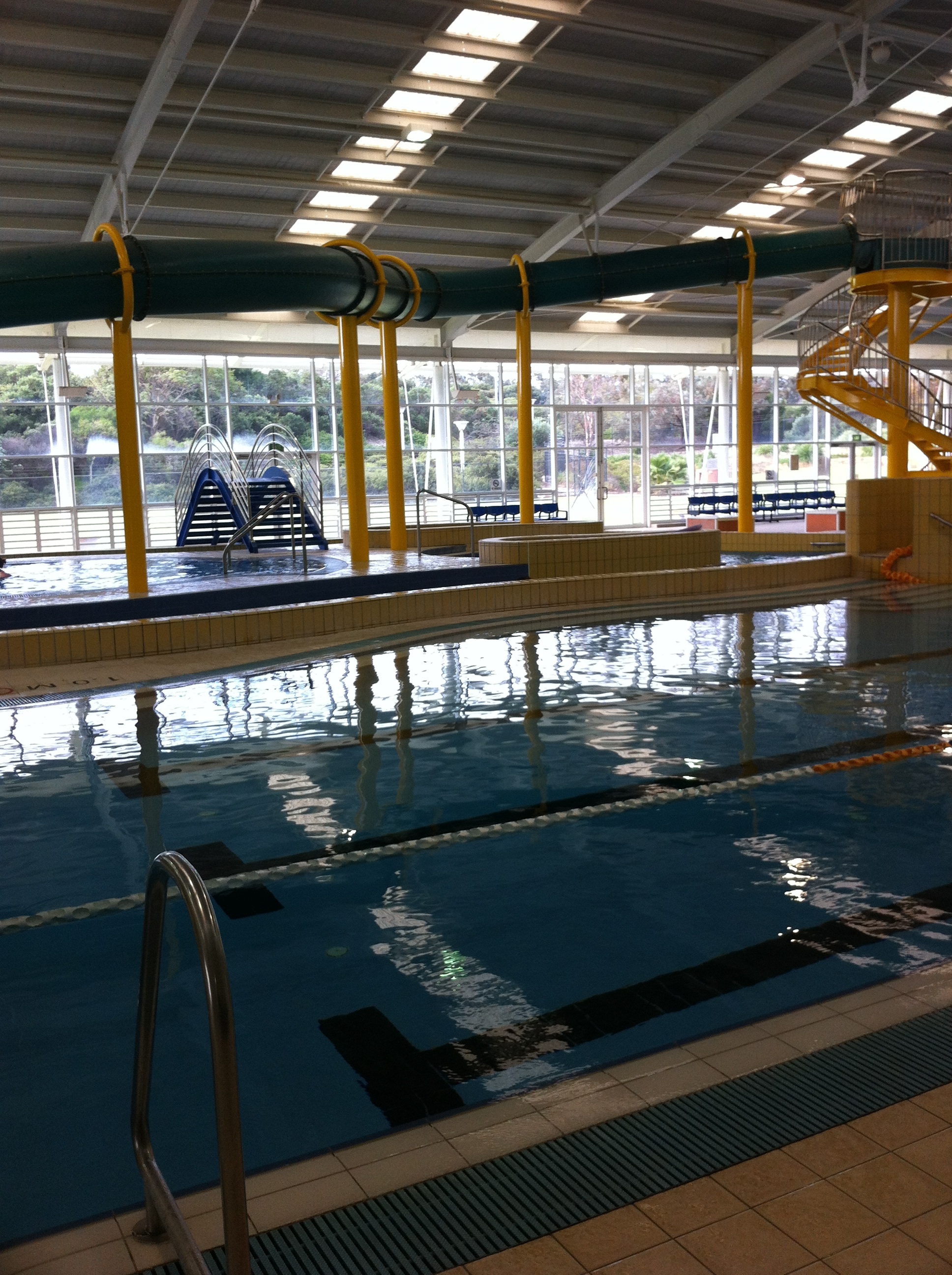 joondalup arena swimming pool perth