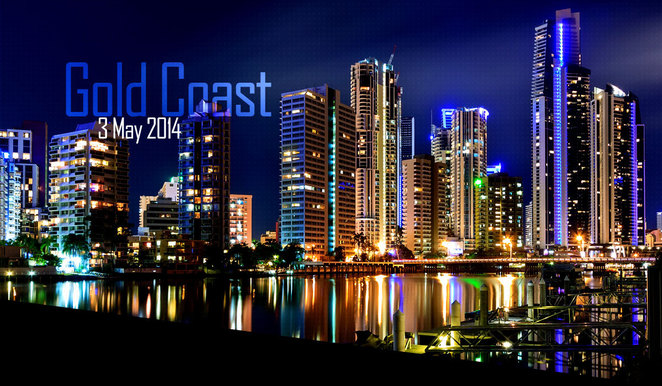 Neon run gold coast events may