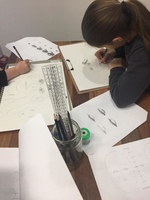 October School Holiday Workshops at Kuoni Creative