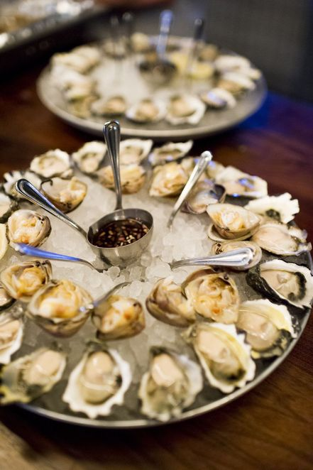 oysters, oyster festival, the morrison