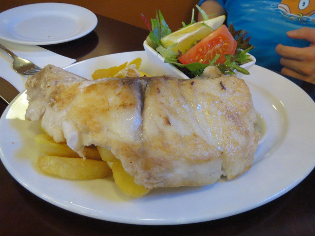Paul's on Gouger, Grilled Snapper, Adelaide