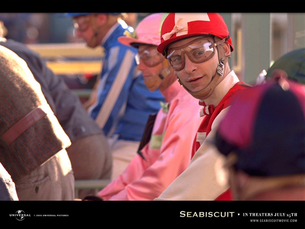 seabiscuit movie review Everything you need to know the movie seabiscuit, including the movie details,  film  seabiscuit (2003) - movie details  movie review.