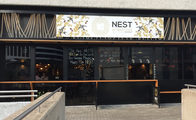 restaurant, dining, Nest