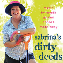 Sabrina Hahn, gardening guru, book launch, Fremantle Library