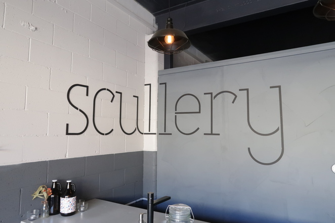 Scullery Taproom