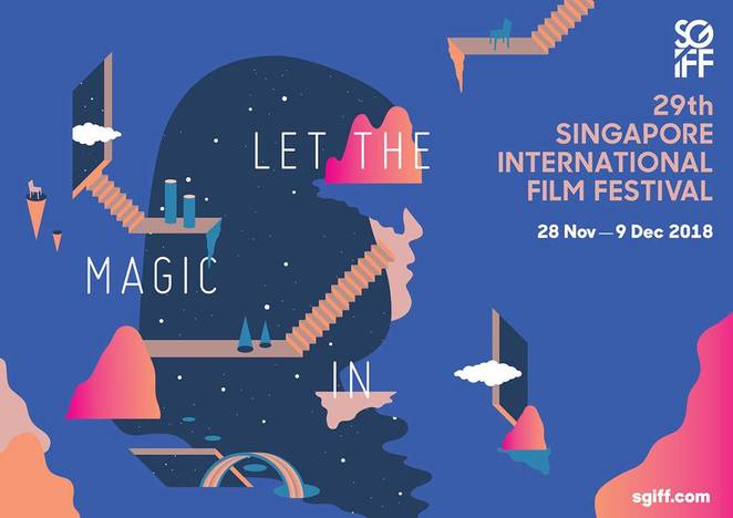 SGIFF 2018, Singapore International film festival, Asian film, Singapore film festival, SGIFF
