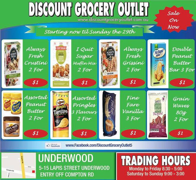 Shopping, Gifts, Food, Underwood, Cheap, Drinks, Grocery