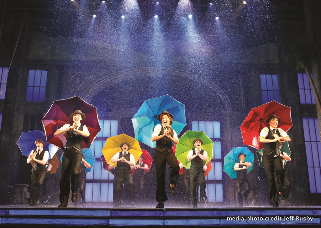 a review of singin in the Singin' in the rain is a 1952 american musical-romantic comedy film directed and choreographed by gene kelly and filmsite review: singin' in the rain.