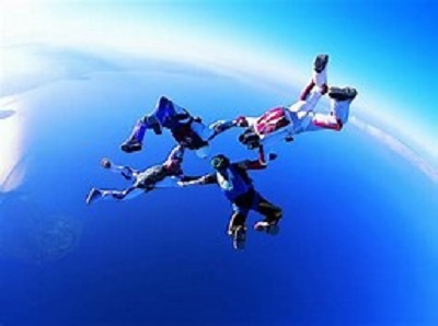 skydiving valentines day couples dates