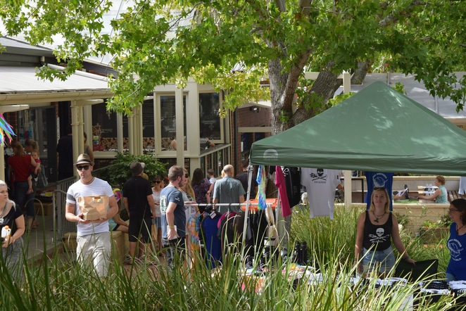 Stirling Laneways, Stirling Markets, Bull Creek Bakery, Stirling Council, Druid Avenue, CIBO