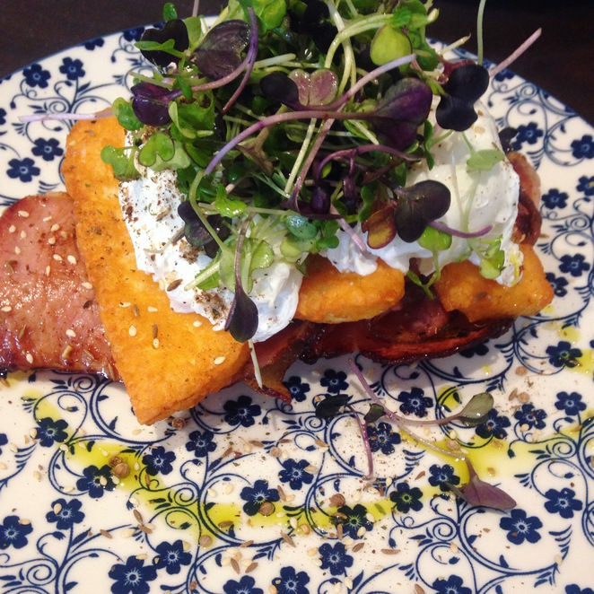The Left handed chef south melbourne, south melbourne cafes, south melbourne breakfasts