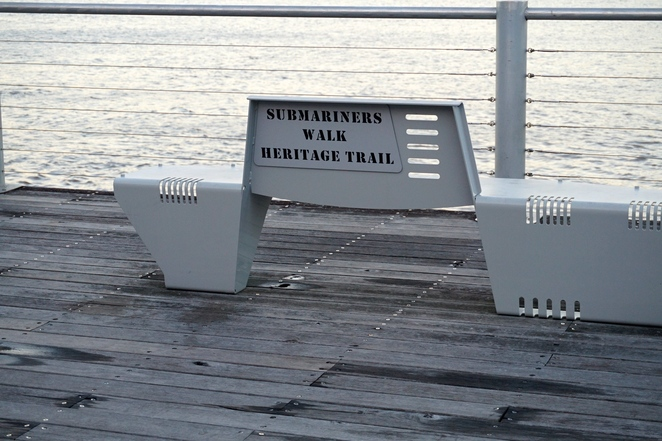 The Submariners Heritage trail