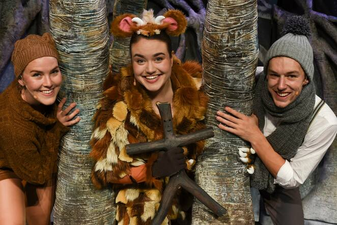 theatre melbourne family kids shows