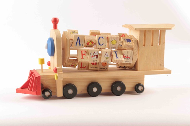 Toy train, Toy library, donate toys,